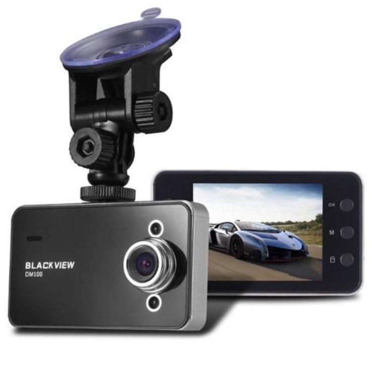 Full HD Видеорегистратор в авто с креплением и подключением в комплекте